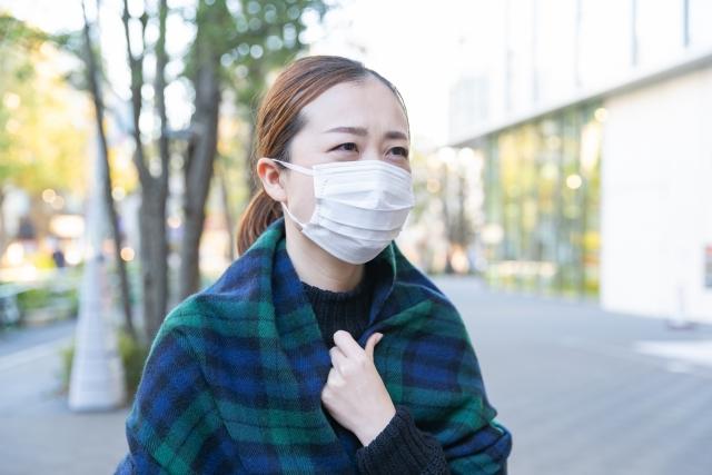 マスクで耳が痛い